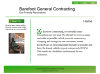 Barefoot Contracting