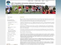 Canadian University Ultimate Championships